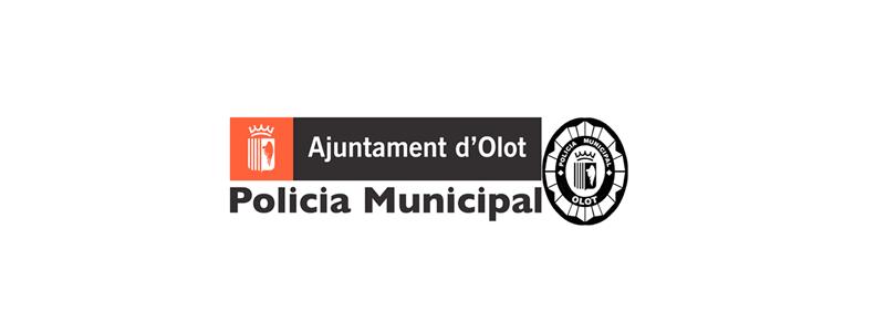 policia municipal olot